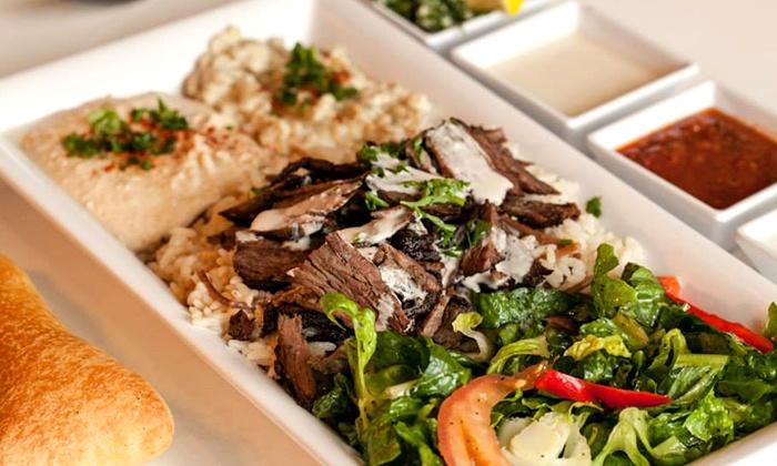 Niu Armenian Grill - Chicago: A Middle-Eastern-Style Lunch at Niu Armenian Grill - 4839 Oakton St (45% Off)