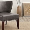 Jamestown Bonded Leather Accent Chair