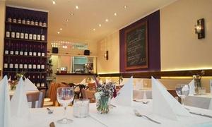Restaurant Emily: Große orientalische Tapas-Platte für 2 oder 4 Personen im Restaurant Emily (bis zu 55% sparen*)