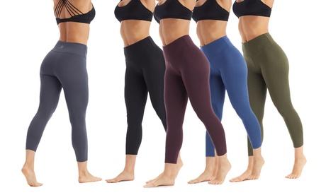 Marika Balance Collection Women's Dry Wik High-Waist Capri Leggings 39972020-baa3-4744-8c32-0f7c90a375c0