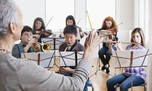 Heritage Home Conservatory: In-Home Music Lessons from Heritage Home Conservatory (Up to 63% Off). Three Options Available.