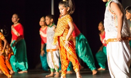Bollywood-Inspired Dance Class Packages at NinaKshi Dance Studio (67% Off). Three Options Available.