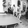 Cocktail and Ping Pong for Two