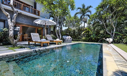 Bali: Villa Stay for 2 or 4 with Breakfast, Transfer and Options on Massage at 4* Desa Pramana Swan Keramas Resort