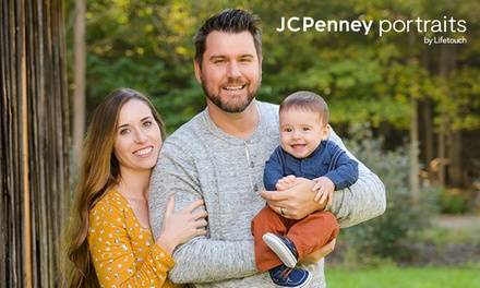 Outdoor Photography Shoot with Digital Image at JCPenney Portraits by Lifetouch (87% Off)