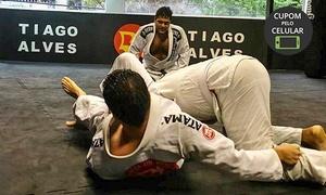 Movimentum CrossFit: 1 ou 3 meses de jiu-jítsu e/ou muay thai na Movimentum CrossFit –Santa Cecília