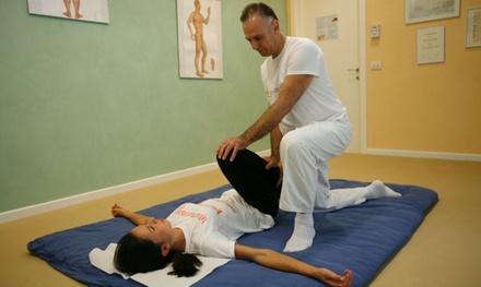 Uno o 3 massaggi shiatsu