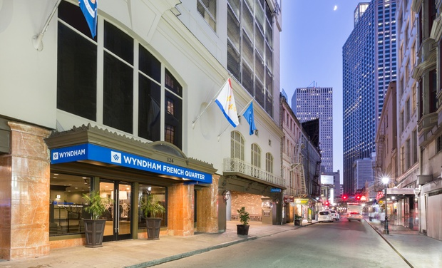 Wyndham New Orleans French Quarter Groupon