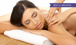 PURE Health Spa: Choice of One-Hour Swedish or Aromatherapy Massage at PURE Health Spa (47% Off)