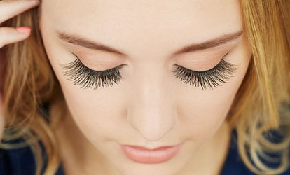 image for LVL Lash Lift and Tint or Full Set of Eyelash Extensions at Bellissima Makeovers (Up to 57% Off)