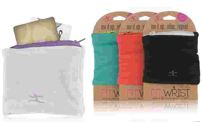 Lifestyle Wrist Wallet: Lifestyle Wrist Wallet