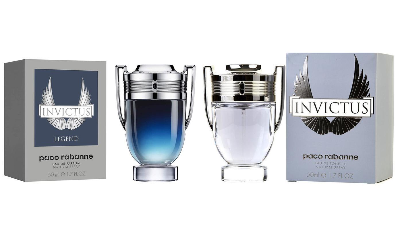Paco Rabanne Invictus Eau de Toilette 50ml or Invictus Legend Eau de Parfum 50ml