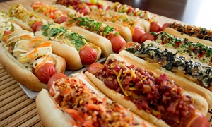 Hot Dogs for Two People at Umai Savory Hot Dogs (Up to 40% Off)