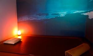 Bosco Boso Centrum Floatingu: Sesja w saunie Ganbanyoku: 45-minutowy pobyt od 39,99 zł i więcej w Centrum Floatingu Bosco Boso (do -33%)