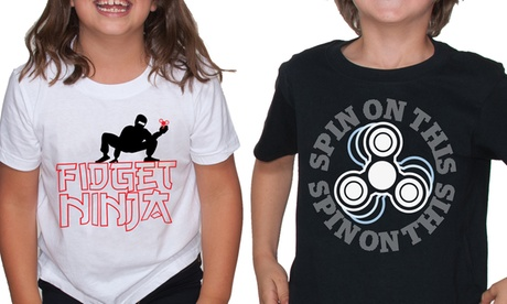 Camisetas de manga corta para niños Oferta en Groupon
