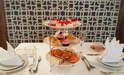 image for 4* Sparkling Afternoon Tea for Two or Four at The Killeshin Hotel (Up to 35% Off)