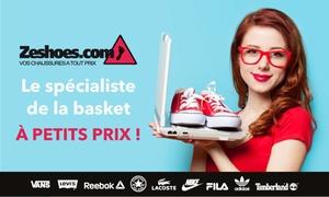 Zeshoes: Bon d'achat de 5 € donnant droit à 30% de remise sur le site Zeshoes