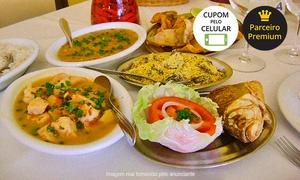 Cacalo Peixaria: Cacalo Peixaria – Santa Rosa: peixada completa para 2, 4 ou 6 pessoas no almoço ou no jantar
