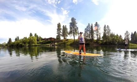 SUP Spokane - Up To 40% Off - Spokane, WA   Groupon