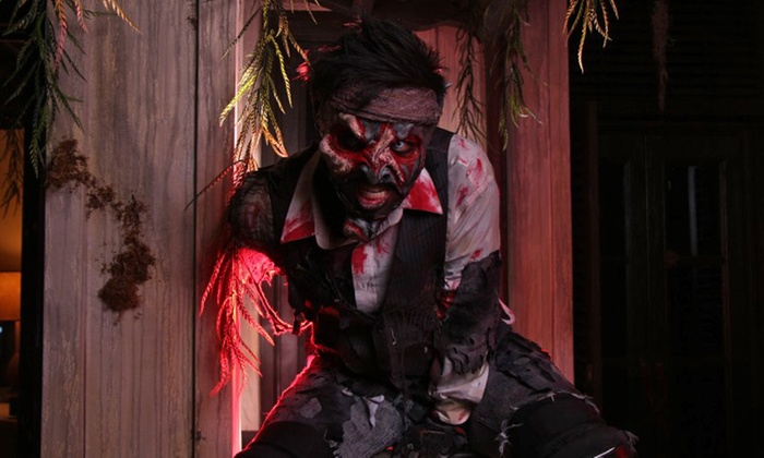 The Empty Grave - Laguna Hills: Haunted-House Visit for Two or Four at The Empty Grave (50% Off)
