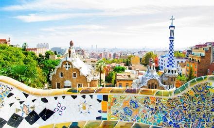 ✈ Barcellona o Valencia: volo e fino a 4 notti in hotel