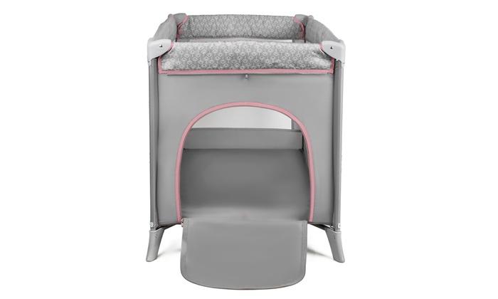 jusqu 39 54 lit parapluie kinderkraft groupon. Black Bedroom Furniture Sets. Home Design Ideas