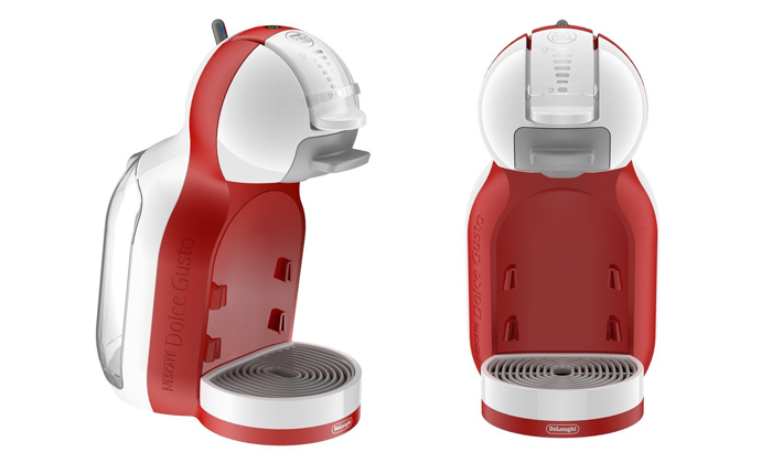 machine caf dolce gusto mini me groupon shopping. Black Bedroom Furniture Sets. Home Design Ideas