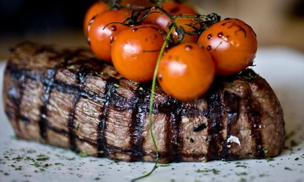 Three-Course Steak Meal with Prosecco for One, Two, Four ot Six People at Comedor Grill & Bar (Up to 40% Off)