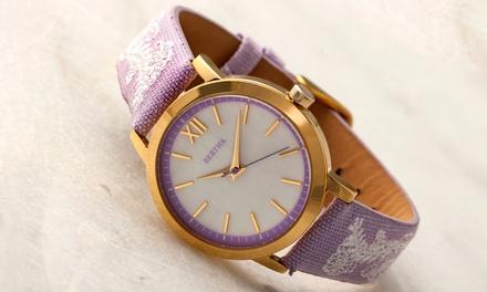 Bertha Damen-Armbanduhr Penelope in der Farbe nach Wahl