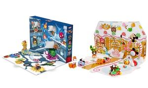 Tsum Tsum Marvel or Disney Advent Calendar (31-Piece)