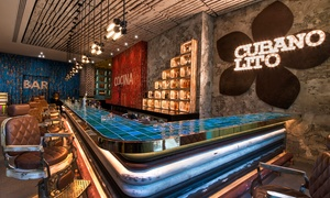 Cubano Lito: All-You-Can-Eat Buffet with Optional House Beverage for Up to Four at Cubano Lito