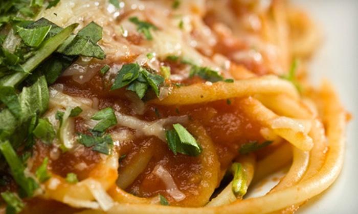 Tutto Italiano Ristorante - The Loop: Italian Cuisine for Dinner or Lunch at Tutto Italiano Ristorante (Half Off)