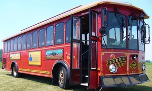Windsor Essex Trolley Tours: Trolley Brewery and Winery Tour with C$20 Gift Card from Windsor Essex Trolley Tours (Up to 35% Off). 15 Dates.