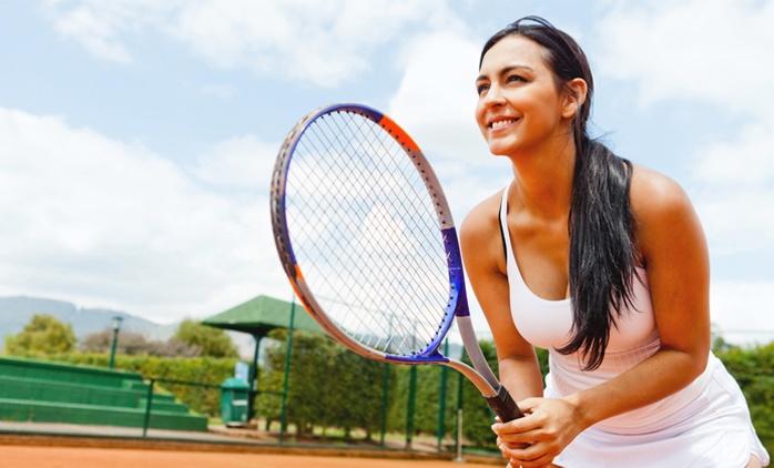 Desde $119 por 1 o 2 horas por alquiler de cancha de tenis en Live Tennis Club