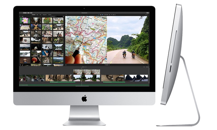 Refurbished Apple iMac 21.5″ 4-16GB RAM 500GB HDD Core i5 2.5GHz With Free Delivery for £511