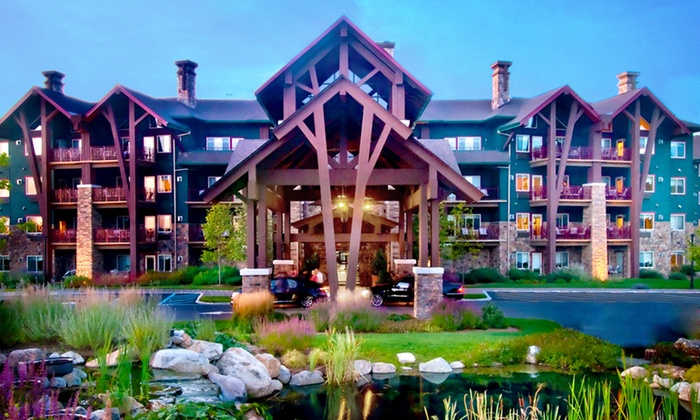 4-Star NJ Mountain Resort with Spa & Golf