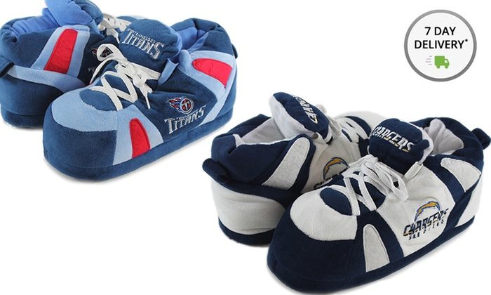 NFL AFC Comfy Feet Shoes: NFL AFC Comfy Feet Shoes. Multiple Teams Available. Free Returns.