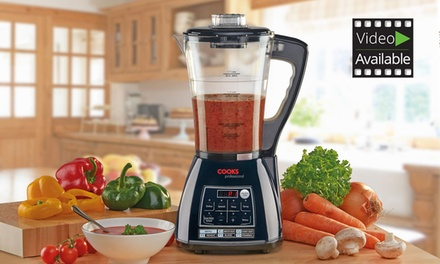 Cooks Professional 1200W Soup Maker With Free Delivery