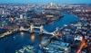 Supraflights - London: ✈Londres: 2, 3 o 4 noches y vuelo de I/V para 1 persona