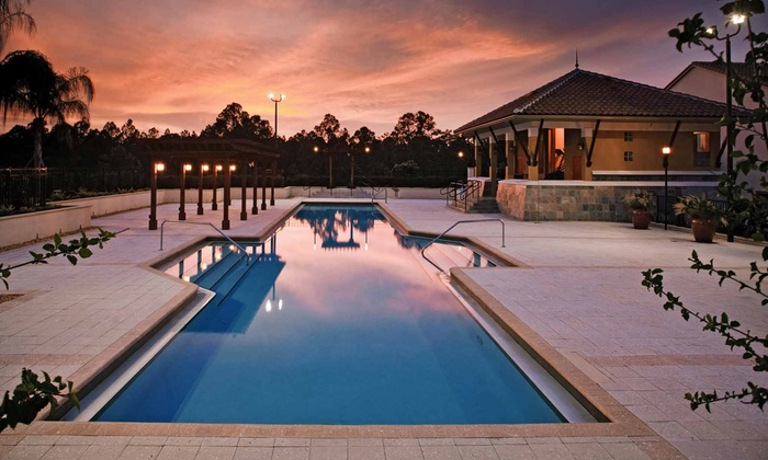 Four-Bedroom Townhome in Orlando