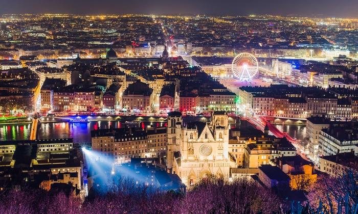 Mariott Lyon - Lyon Marriott Hotel Cité International: Lyon : 1 à 2 nuits avecpetit déjeuner en option, au Marriott 4* Lyon pour 2 personnes