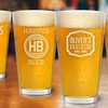 Up to 71% Off Personalized Standard 16oz. Beer Glasses