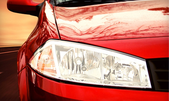 Proshine Car Wash - Island Park: Car-Wash Package with Headlight Restoration  at Proshine Car Wash (Up to 67% Off)
