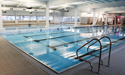 Swim+Gym & Personal Trainer Pkg: 3 ($129) or 6 Months ($199), Fitness Suite Hutt City Council, 4 Locations (Up to $516)