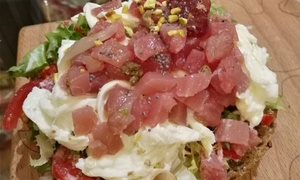 La Tasteria Gourmet Sicily: Pantaste, cannolo e birra d'asporto per 2 persone alla paninoteca la Tasteria, Messina centro (sconto fino a 59%)