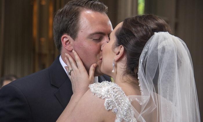 Michael & Rhi Photography - Crowley: 120-Minute Wedding Photography Package from Michael & Rhi Photography (70% Off)