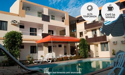 Aracaju: até 5 noites para 2 + café da manhã (opções em feriados) no Solemio Hotel
