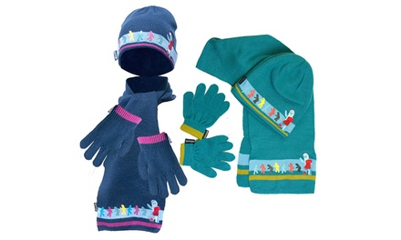 In The Night Garden Children's Hat, Scarf and Gloves Set from £4.99 or Two Sets from £7.99