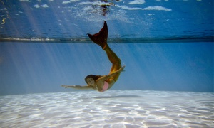AquaMermaid: 1 or 4 Mermaid Swimming Classes for a Child or Adult with AquaMermaid (Up to 58% Off)