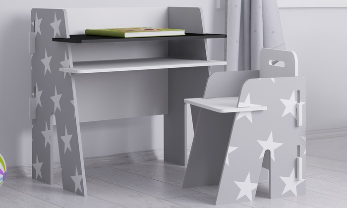 Kidsaw Star Desk and Chair Set (£49.99)